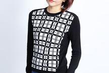 Áo len thu đông / Các mẫu áo len thời trang thu đông đẹp nhất. Cách phối đồ đẹp với áo len.