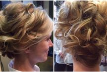 Bridal/Formal Styles / Fancy hair-do's created by us!