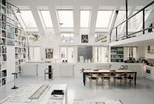 Interiors / by James Yeoburn