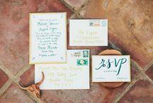 Wedding Invitation Inspiration / Wedding Invitation Inspiration | Wedding Design | Print Design | Wedding Monogram