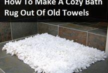 Create a rug / Manualidades