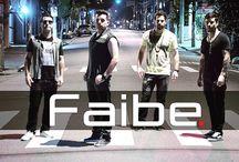 Banda Faibe / Pop rock , pop , som de primeira qualidade