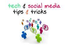 Tips & Tricks in Tech and Social Media / Social Media, Technology, Blogging - Tips & Tricks