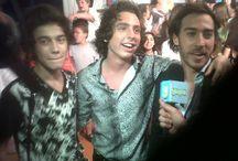 KCA ARGENTINA / Te mostramos algunas fotos de la noche que consagró al Adios 3D como la mejor pelicula del año / by Yups Channel