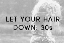 Let Your Hair Down: 30s / Our Let Your Hair Down campaign is bringing together people of all ages for a six-month healthy hair challenge! #LetYourHairDown