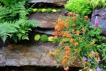 Zahradní schody