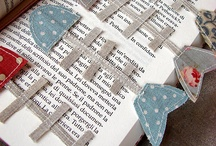 DIY - Bookmarks / by step-van-b