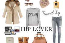 HIP LOVER Collages