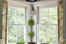 Kuchyňa - roh okno