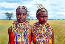 Gcse Art / My GCSE Art Exam is based on Groups and So I am doing African Tribes