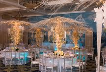 Event Theme: Winter Wonderland / Barmitzvah's , Batmitzvah's and Social Occasions.