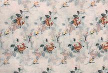 2019 SS Silk Print | Little Flowers
