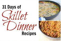 Dinners (Big Lists)