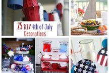 4th of July / by Kandace Martin