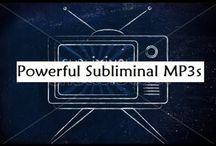Powerful Subliminal MP3s