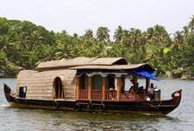 Houseboat Cruise in Kerala (India)