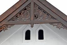 magyar népi építészet
