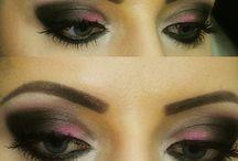 Make up myself ❤