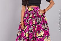 African Maxi Skirts / Check out our collections of Maxi Skirts.