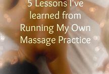 new massage ideas