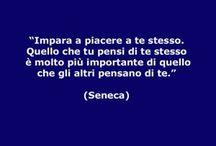 Seneca e la Felicità