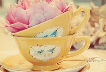 This Is Teacups & Table Settings! / by Laurie AE