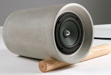 Speaker - Concrete
