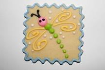 Cookies - Bugs, Bees, Frogs
