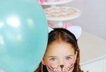 Mia Kitty party - 8th Birthday