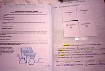 Algebra Interactive Notebooks / by Nikki Moen