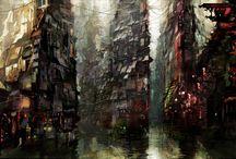 ☢ ⚓   Steampunk // Post - Apocalypse   ⚓ ☢
