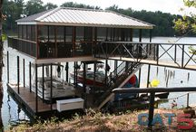 Muskoka  Boathouses/Boatports