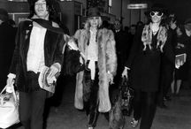 From Carnaby Street to Studio 54 / Channeling the rock and roll glam looks of the late '60s to the '70s