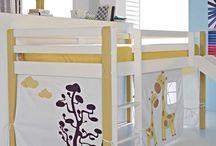 Habitación infantil / http://blog.miahomecorner.com/2015/08/26/tienda-de-muebles-madrid-habitaciones-infantiles/