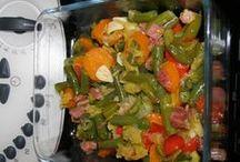 verduras en la thermomix