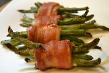 Beans / Bacon Wrapped