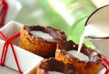 バレンタインのレシピ / バレンタインに作りたい<チョコレート>を使ったスイーツレシピをご紹介!生チョコレートはもちろん、ガトーショコラ、フォンダンショコラ、トリュフチョコレート、クッキーなど、盛りだくさん♪