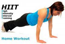 Fitness övningar