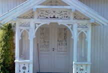 Utvendig fasade