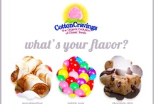Flavors / Cotton Cravings' unique catering services will help make your event unforgettable. Our professionally trained Crave Creators expertly spin an array of perfect puffs in mind-blowing gourmet flavors made from only the highest quality natural ingredients.  http://cottoncravings.com/crave-catering/
