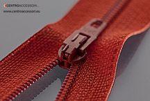 Chiusure Lampo / Sezione del catalogo generale dedicato alle Chiusure Lampo. Zippers.