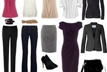 Fashion / Capsule wardrobes