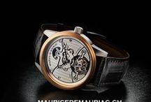 Tourbillon Watch / Tourbillon collection of watches from Swiss Watchmakers Maurice de Mauriac. A timeless time piece. Swiss luxury watches for men and women.  / by Maurice de Mauriac - Zurich Watches