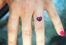 Tattoos to swoon over / by Kimberly Haggard