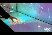 Interactive Installations