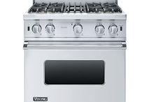 Kitchen: stove