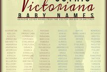 WRITING ► NAMES