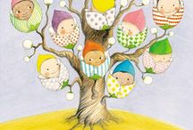 Picturebooks: Where do babies come from?