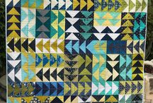 Patchwork - Flying Geese