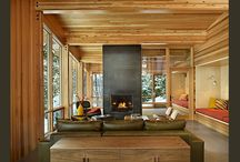 CLIENT   Goldendale Residence / A rural, open plan modern home in Goldendale, Washington.   / by The Guggenheims